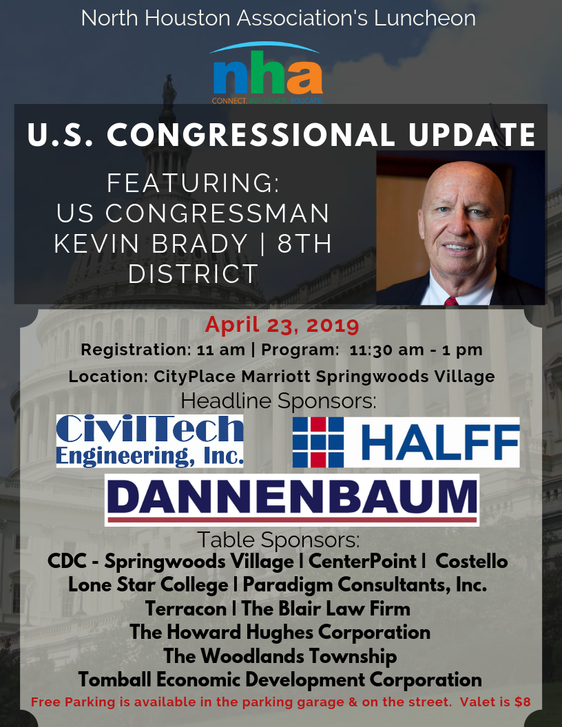 US Congressional Update - District 8