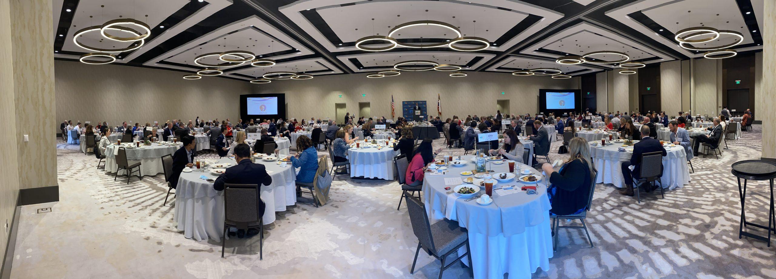 Congressman Dan Crenshaw Joins NHA for Annual Membership Meeting
