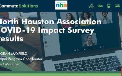 North Houston Association Regional Employer Survey Results