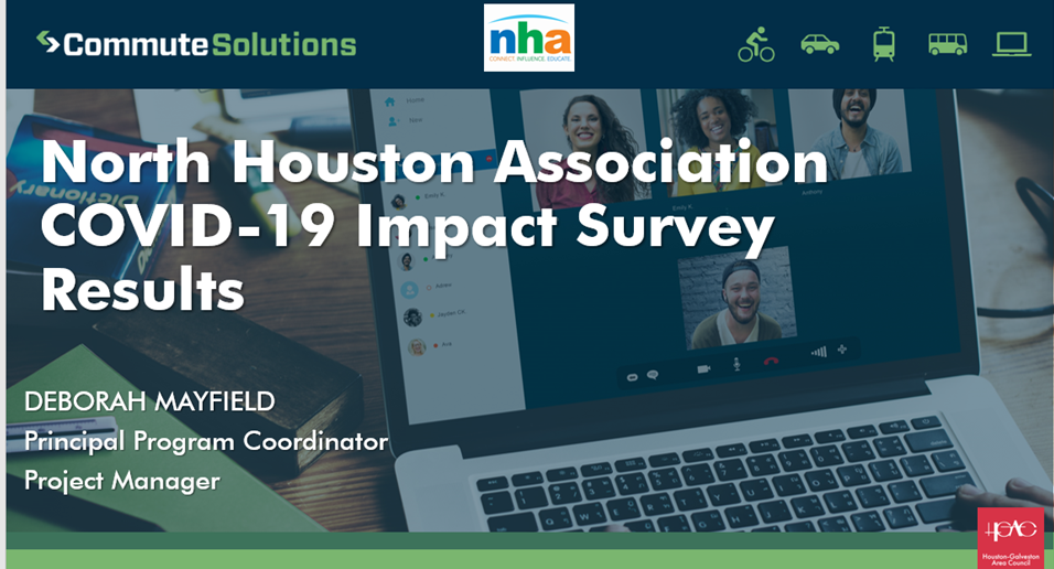North Houston Association Regional Employer Survey Results
