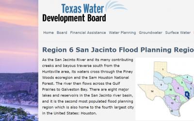 Seat Open on Region 6 Regional Flood Planning Group
